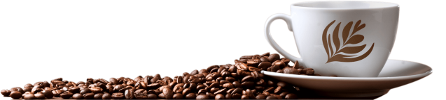 CoffeeCupandBeans